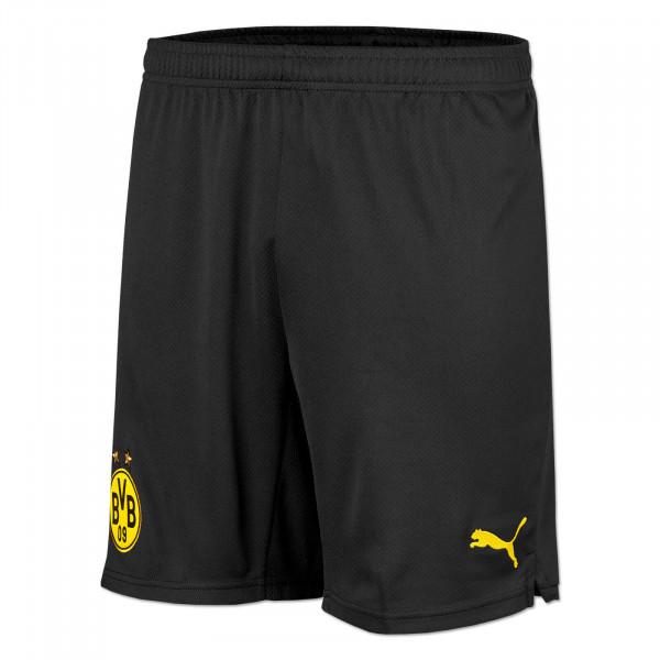 BVB Shorts 21/22 (Black) Kids