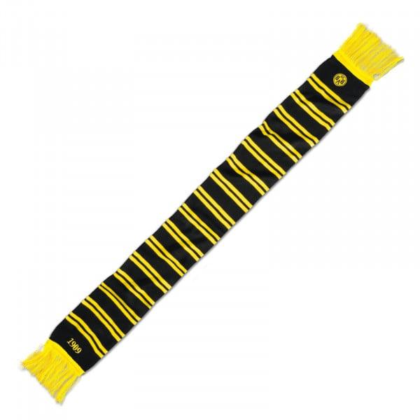 BVB écharpe à rayures (noir)