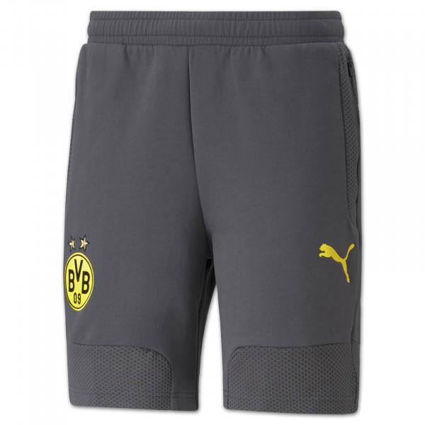 BVB Casual Shorts 21/22 (Asphalt)