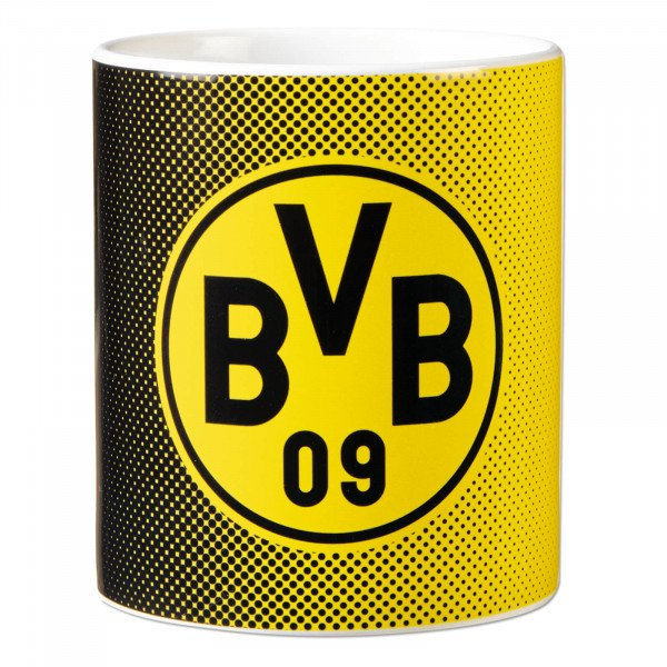 BVB mug (black-yellow)