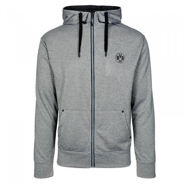 BVB hooded sweat jacket top performer