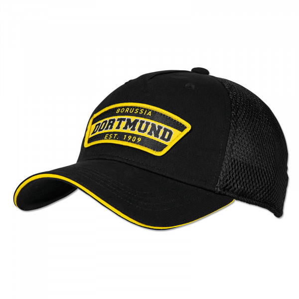 BVB Cap Patch Black