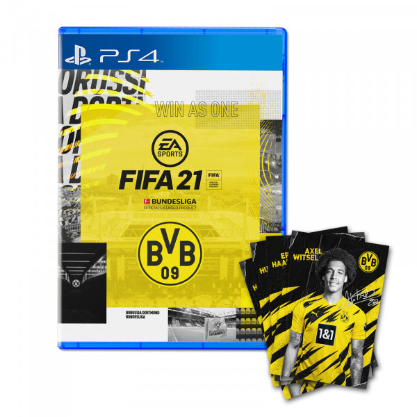 EA SPORTS FIFA 21 PlayStation 4