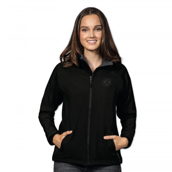 BVB basic softshell jacket for women