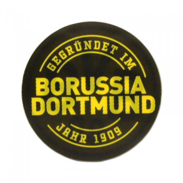 "BVB sticker ""Lenticular"""