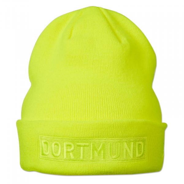 BVB BOX LOGO Beanie Neon