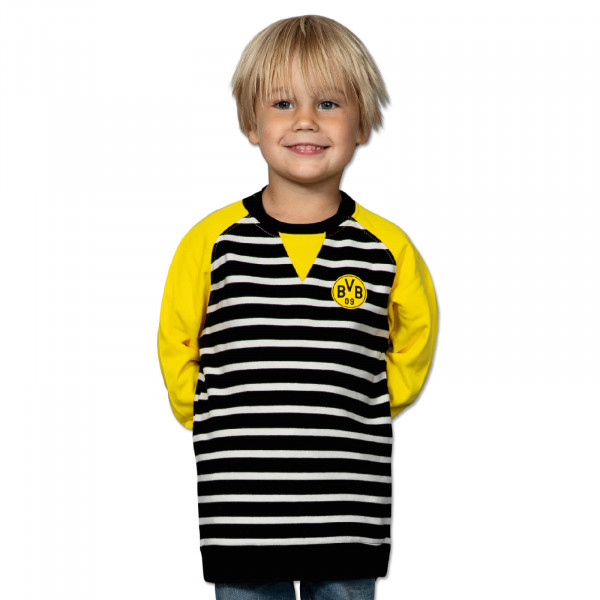 BVB sweatshirt for toddlers