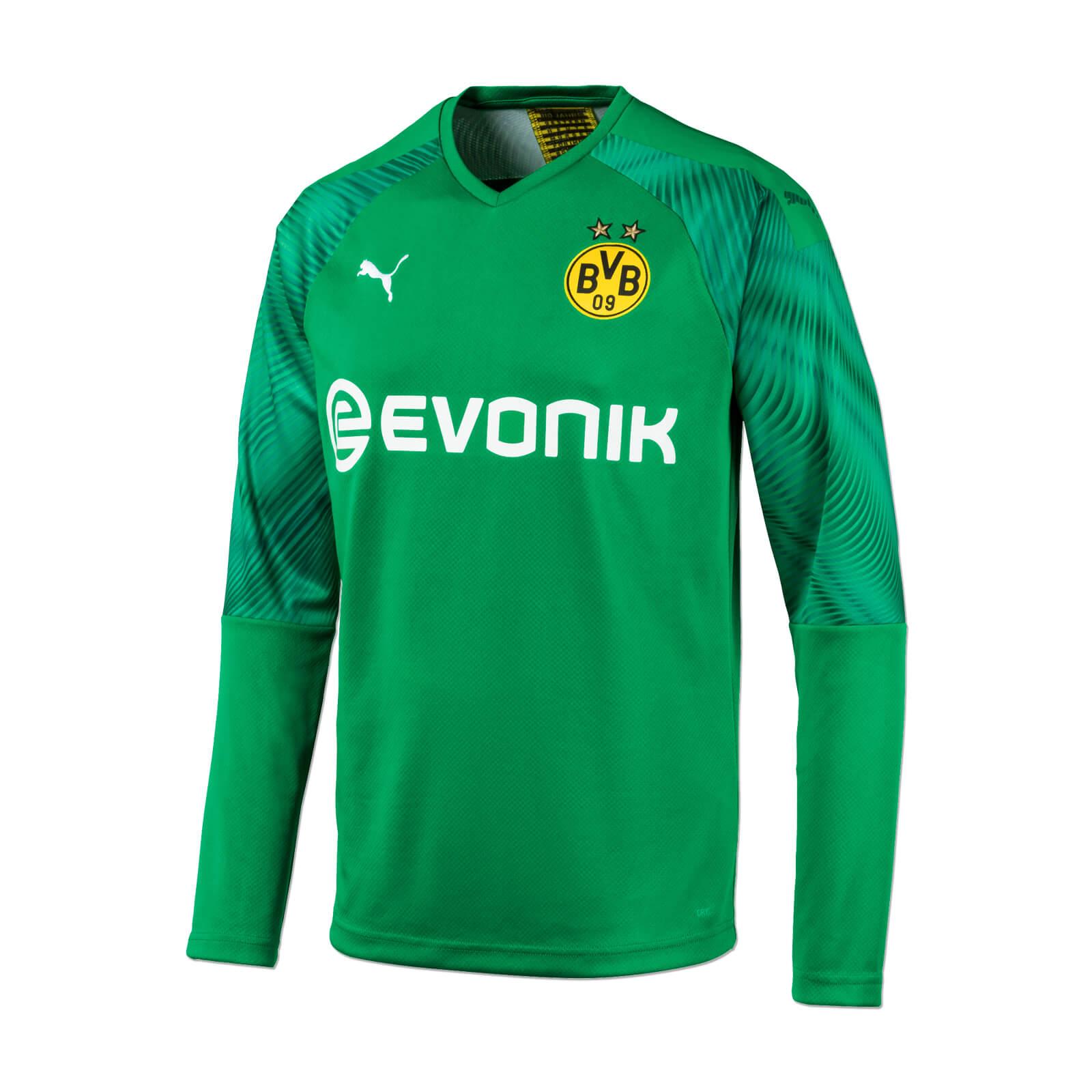 Bvb Goalkeeper Jersey 19 20 Green Jerseys Sale Jerseys Co Bvb Onlineshop