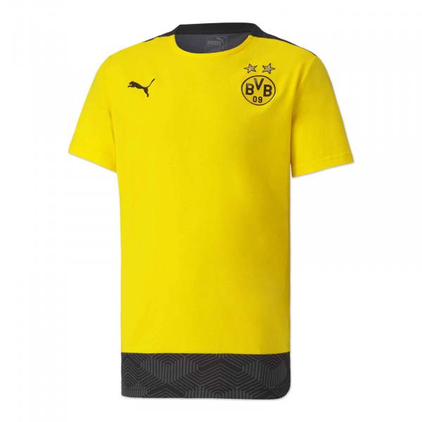 BVB leisure shirt 20/21 (yellow)