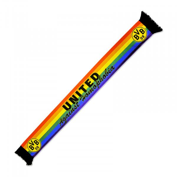 """BVB Scarf """"Against homophobia"""""""
