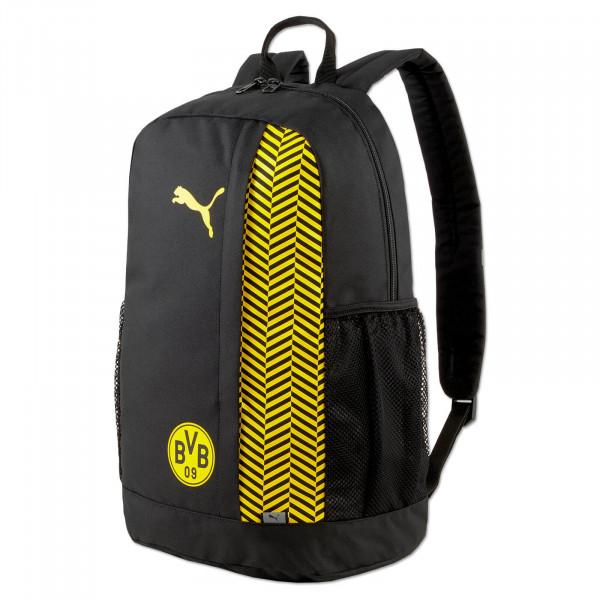 BVB Ftbl Core backpack (black-yellow)