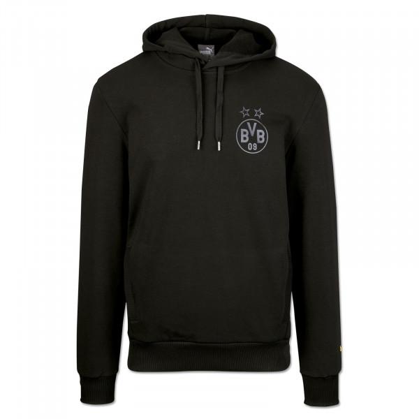 BVB Hoodie PUMA (Black)