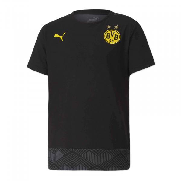 BVB leisure shirt 20/21 (black)