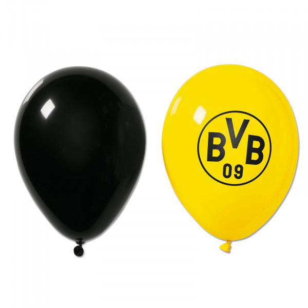 BVB balloons (set of 10)