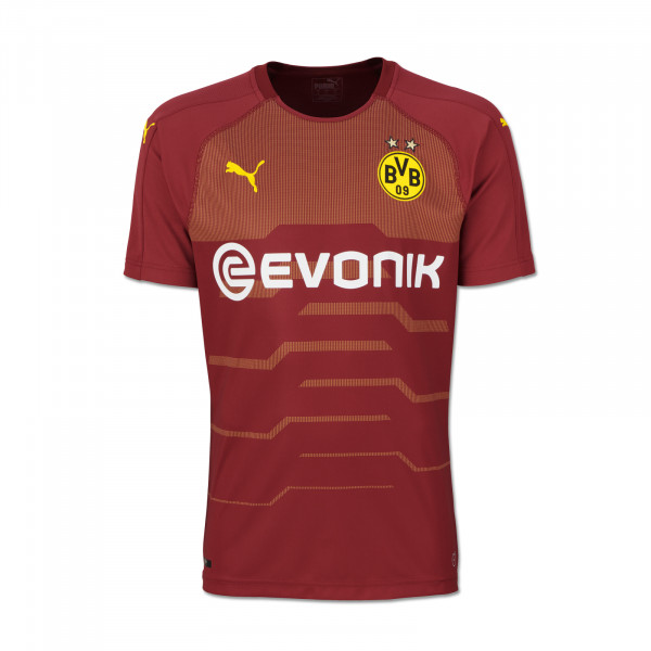 BVB third kit 18-20 (wine red)