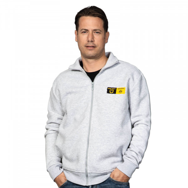 BVB Sweat Jacket with Small City Coat of Arms