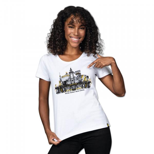 BVB MHMV T-Shirt for Women White