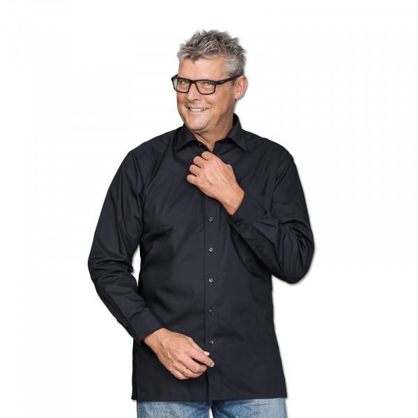 BVB Shirt (Black, Modern Fit)