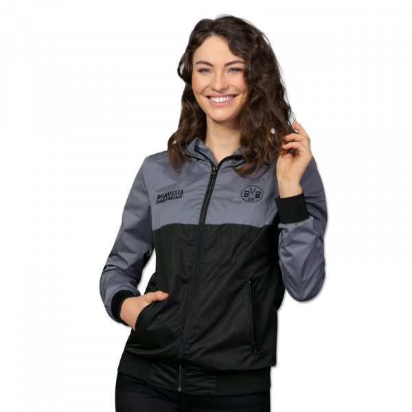 Windbreaker ladies black