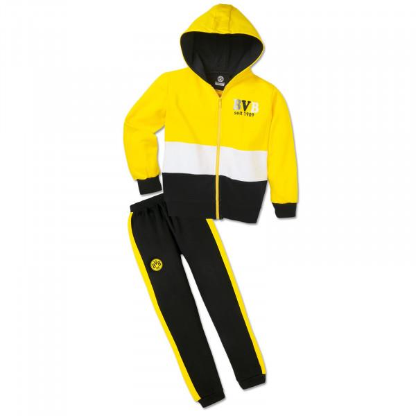 BVB Toddlers Jogging Suit Block