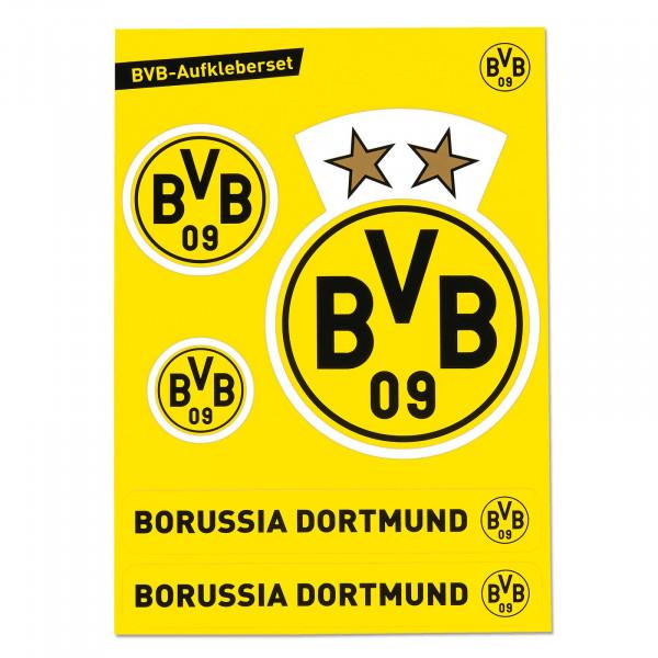 BVB Sticker Set Borussia Dortmund