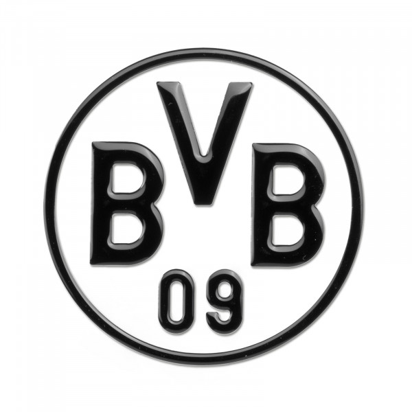 BVB car sticker (black)
