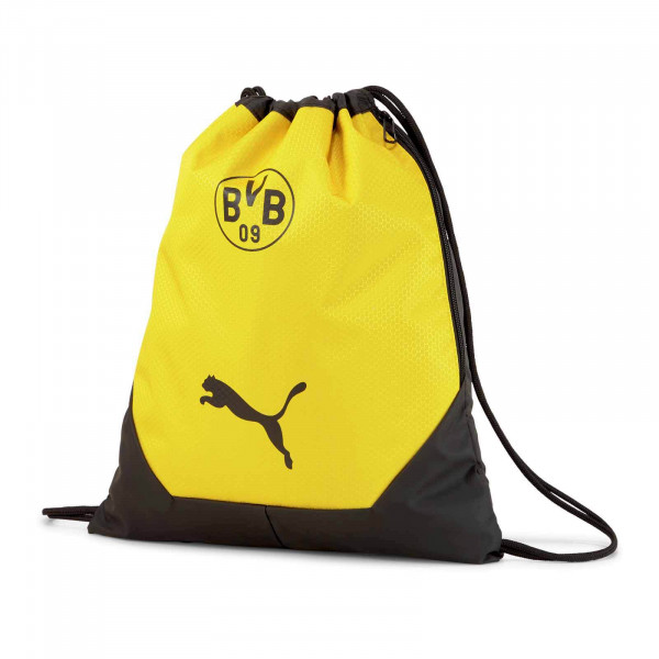 Bolsa de deporte del BVB negro amarillo (Puma)