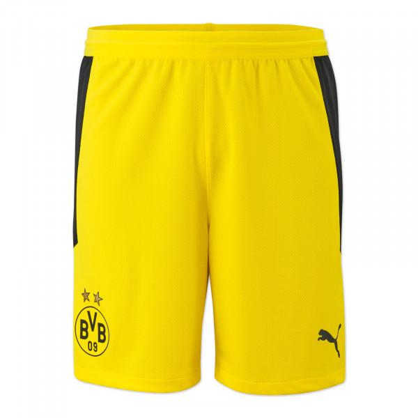Short BVB 20/21 (jaune)