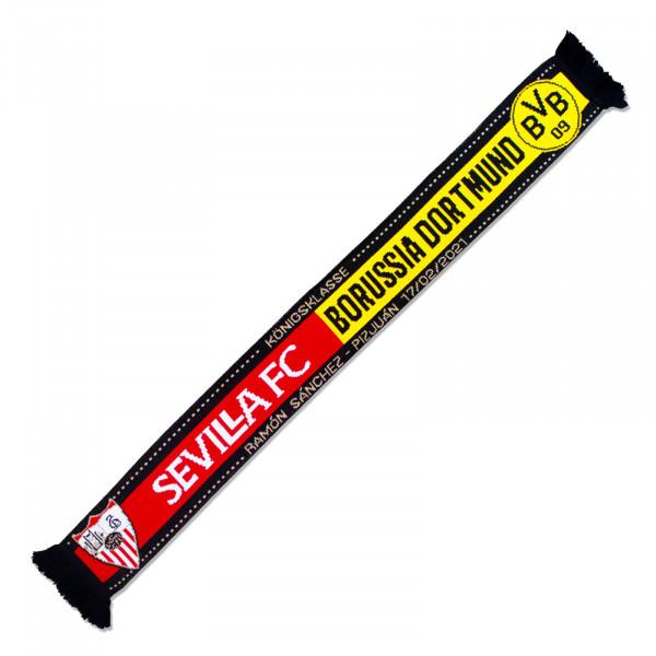 BVB CL match scarf FC Sevilla