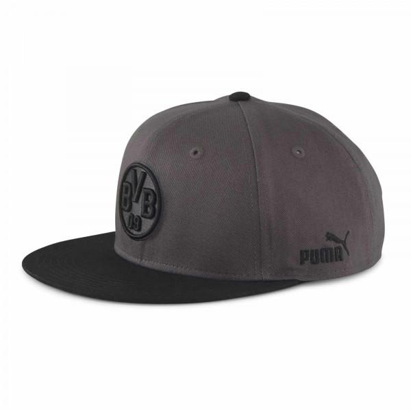BVB Snapback Cap Ftbl Culture (Grey)