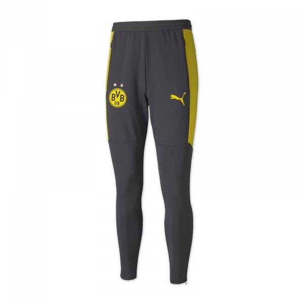 BVB Training Pants 20/21 for Kids (Grey)