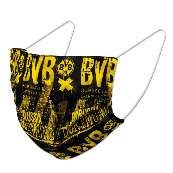 BVB Design Mask black