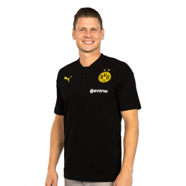 BVB polo 19/20 (black)