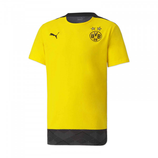 BVB Casual Shirt 20/21 for Kids (Yellow)