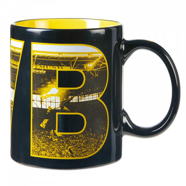 "BVB mug ""Sea of flags"""