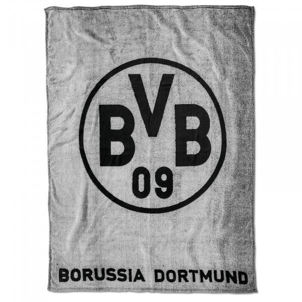 Couverture polaire BVB (gris)