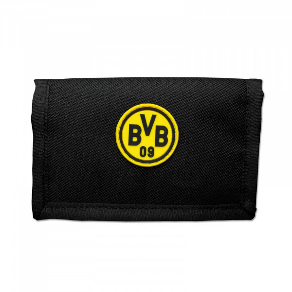 BVB wallet (black-yellow)