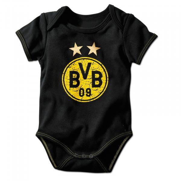 BVB队徽婴儿连体衣