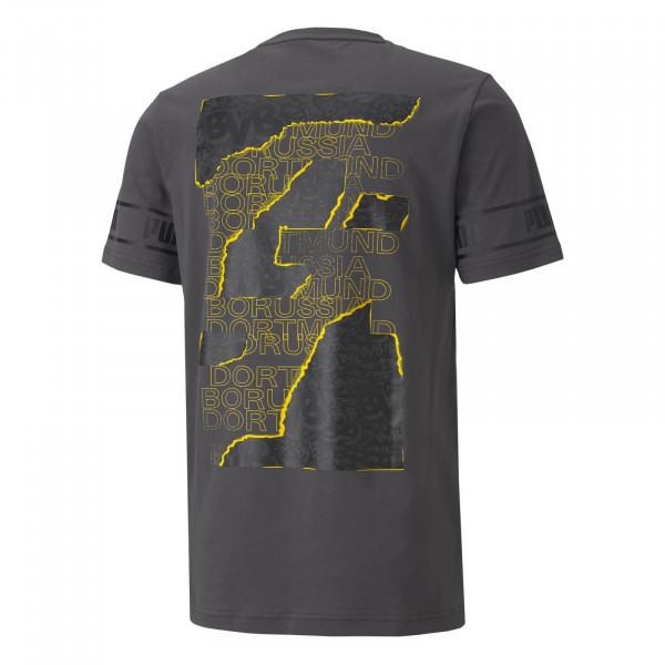 T-shirt BVB Football Culture 20/21 (gris)
