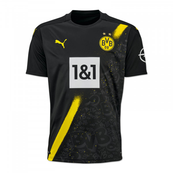 BVB Away Jersey 20/21 for Kids