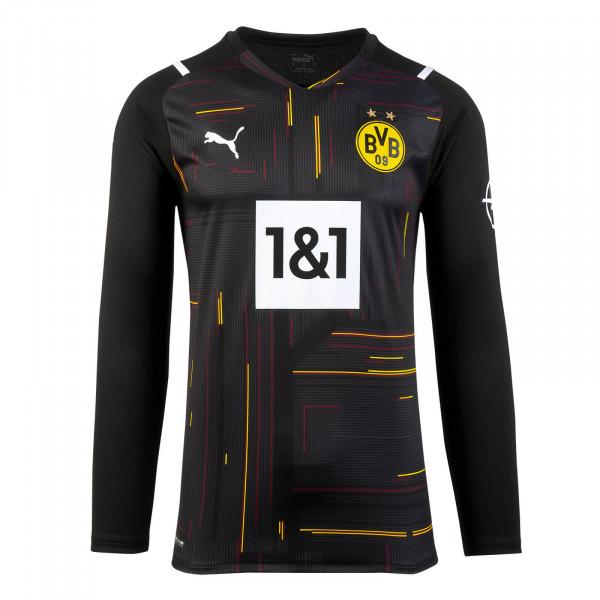 BVB Goalkeeper Shirt 21/22 (Black) Kids