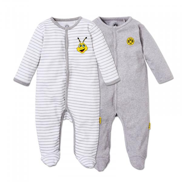 BVB Baby Pyjamas Set of 2