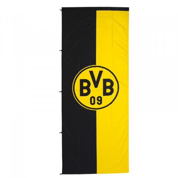 BVB hostaible flag (portrait format, 150 x 400cm)
