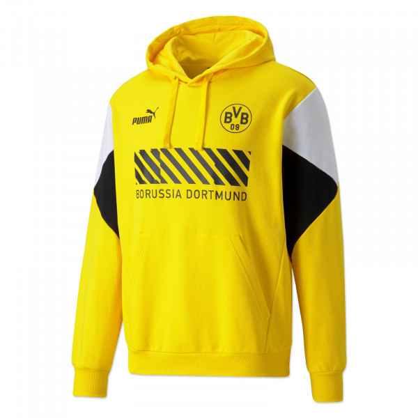 BVB Hoodie Ftbl Culture (Yellow)