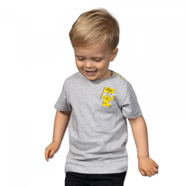 EMMA T-Shirt (Grey) for Babies and Toddlers