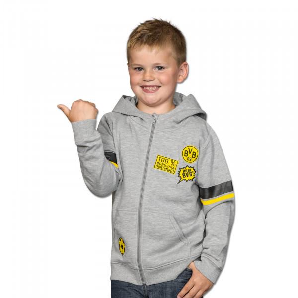 BVB Patch Sweat Jacket