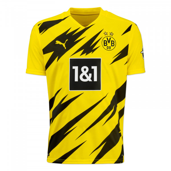 Nueva camiseta local Borussia Dortmund
