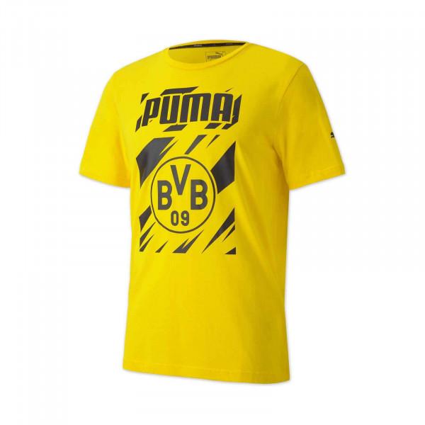 BVB T-shirt Ftbl Core 20/21 for children (yellow)