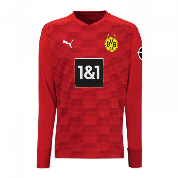 BVB Goalkeeper Jersey 20/21 Kids (red)