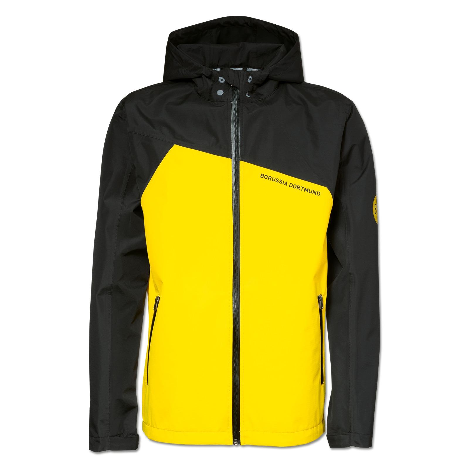 Bvb Rain Jacket For Kids Kids Apparel Bvb Onlineshop